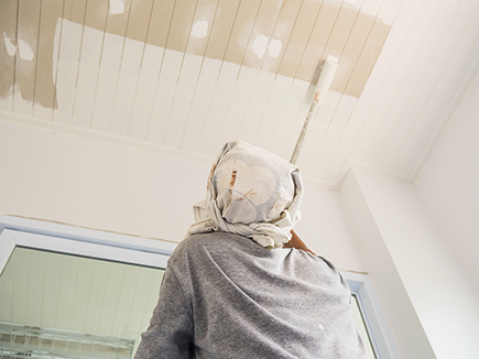 Popcorn Ceiling Removal in PA