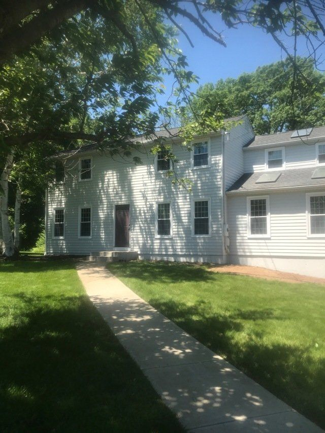 Southington CT exterior painting job completed 2