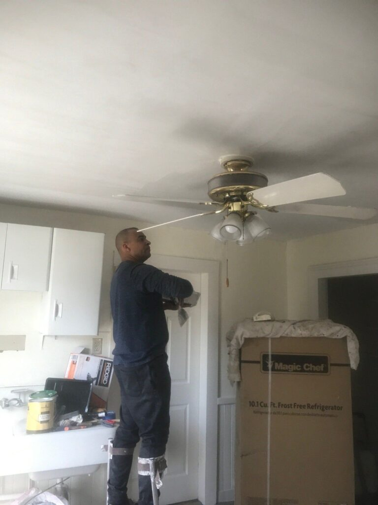 north haven ct ceiling painting